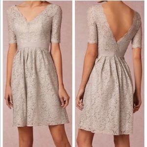 NWT BHLDN Watters & Watters Catania Lace Dress